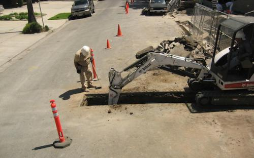 Mission Hills Bonded Sewer Contractor